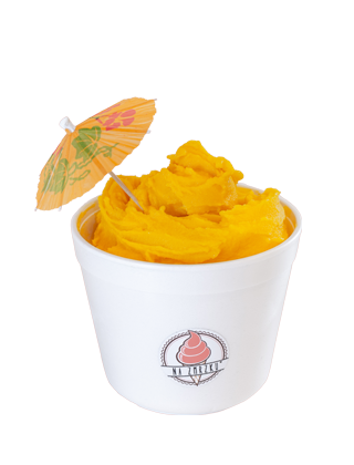 GELATO Mango a Maracuja – 500ml